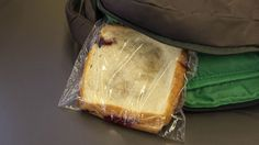 Sandwich Previously Thought Incapable Of Looking More Depressing Flattened In Backpack #humor #funny #lol #comedy #chiste #fun #chistes #meme