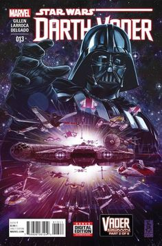 • The first crossover of Star Wars's new Marvel age continues here! • Vader vs. All the Rebels...it's not a fair fight!
