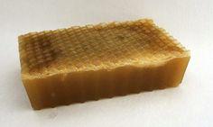 Мыло с медом.