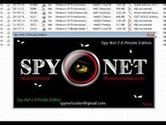 Spy-Net 2.8 Private Edition