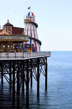Brighton, England #WOWattractions