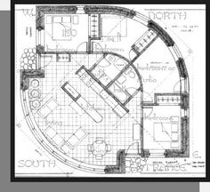 A 1190 sq. ft. straw bale house plan