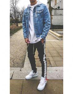 7 Surprising Cool Ideas: Urban Wear For Men Summer urban fashion streetwear pants.Urban Wear For Men Simple urban fashion menswear Urban Fashion Flannels. Fashion Catwalk, Fashion Mode, Trendy Fashion, Fashion Ideas, Fashion Inspiration, Men's Casual Fashion, Fashion Vest, Fashion Menswear, Fashion 2017