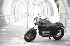 BMW K100 Cafe Racer by Nitro Cycles