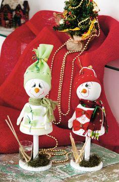 Enfeite de Natal / DIY, craft
