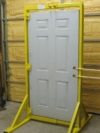 how to build a freestanding door for stage - Google Search