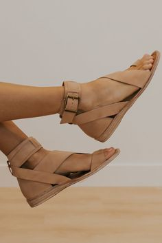 Free People, Shoes 2018, Gladiator Shoes, Cute Sandals, Strappy Sandals, Cute Flats, Summer Sandals, Trendy Sandals, Shoes For Summer