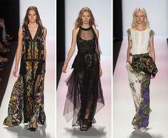 BCBG Max Azria Spring/Summer 2014 RTW – New York Fashion Week  #nyfw #fashionweek #mbfw