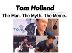 Ladies and gentlemen, Tom Holland
