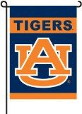 NCAA Auburn Tigers 2-Sided Garden Flag - http://howtomakeastorageshed.com/articles/ncaa-auburn-tigers-2-sided-garden-flag/