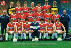 Soccer Team Photos, Soccer Teams, Football Kits, Utrecht, Netherlands, Holland, Dutch, Poster, Van