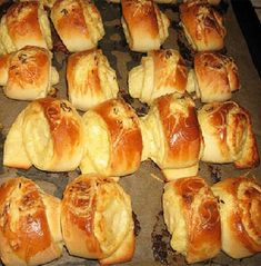 World Recipes, My Recipes, Cake Recipes, Hungarian Desserts, Hungarian Recipes, Appetisers, Party Snacks, Winter Food, Hot Dog Buns