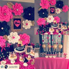 to this fabulous Kate Spade themed Bridal Shower! my all time favorite! to this fabu Kate Spade Party, Kate Spade Bridal, Shower Party, Bridal Shower, Festa Party, Maskarade Party, Bachelorette Party Favors, Before Wedding, 40th Birthday Parties