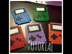 ❤TUTORIAL: Game Boy con Hama Beads / Pyssla❤ - YouTube
