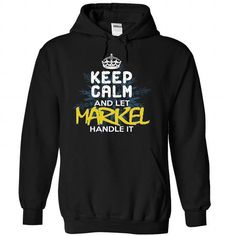 Keep Calm and Let MARKEL Handle It - #tee #black shirts. THE BEST  => https://www.sunfrog.com/Automotive/Keep-Calm-and-Let-MARKEL-Handle-It-mvcwyrvwgx-Black-30438096-Hoodie.html?id=60505