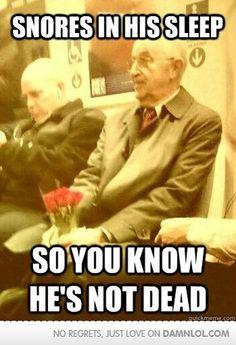 Good Guy Old Man