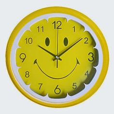 Reloj de Pared Smiley | Relojes Especiales
