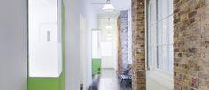 The Office Greville Street Corridor