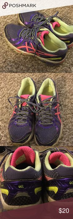 Asics Shoes size 8.5 Running shoes. Used condition. Size 8.5 Asics Shoes Athletic Shoes
