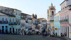 Historic Centre of Salvador de Bahia Brazil UNESCO