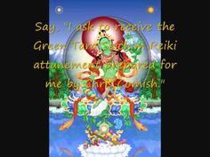 Green Tara Seichim Reiki Attunement