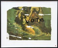 Vote by Julian Schnabel