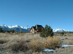 San Isabel #BedandBreakfast | Salida, Colorado