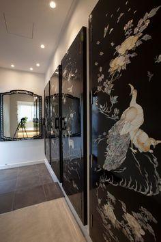 디자이너의 집 미니멀 라이프 - 상가주택 인테리어 Traditional Interior, Korean Traditional, Traditional Furniture, Korean Art, Asian Art, Chinese Furniture, Interior Decorating, Interior Design, Luxury Homes