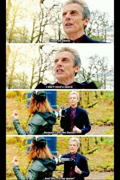 Love him as doctor