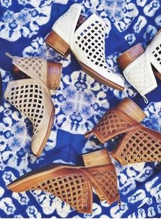 Taggart Booties by Jeffrey Campbell