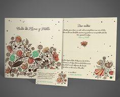 Invitaciones de boda para todos los gustos