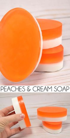 Homemade soap is simple to make and can be made in your favorite scent! #soapmakingbusiness #homemadesoap