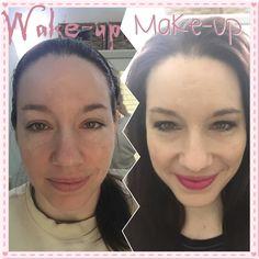 Wake-up to Make-up :)