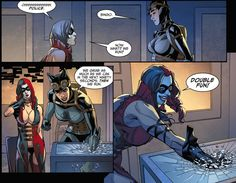 Harley Quinn Fails As A Cat Burglar 2