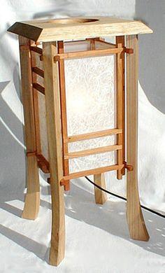 japanese Lamp, japanische Lampe