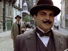 David Suchet | Lia in Brussels