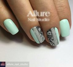 Tendance Vernis : 100 Best Summer Nail Arts That You Will Try!