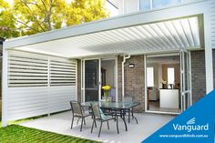 Suburban opening roof - Designed by LouvreTec