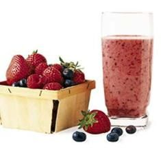 Berry Smoothie Recipes | Foodily #BrainPowerSmoothies #Naturipe