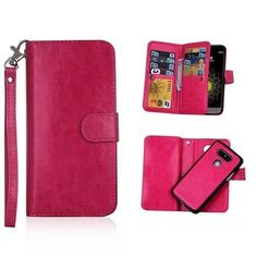 LG G5 Multifunctional Removable Leather Case with 9 Card Slot