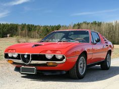 Alfa Montreal was presented in 1967 Universal Expo in Montreal and its production started in 1970. Designed by Bertone, it was meant to be a racing car with 8 cylinder engine but it...