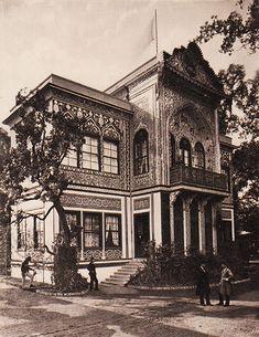 World's Fair of 1873 Carpeaux, Dwarf Trees, Stone Lantern, Kamakura, Architectural Antiques, Beautiful Dream, World's Fair, Japanese House, Central Europe
