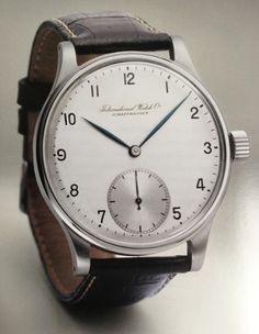 History of the IWC Portuguese | Time and Watches