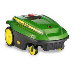 Tango E5 Autonomous Mower - The robotic lawn mower from John Deere