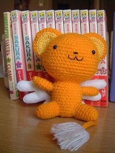 Kero Chan from Sakura Card Captor by Wen Rou, via Flickr