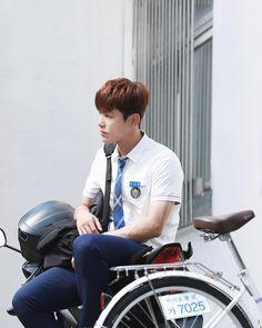 Kim Joong Hyun, Jung Hyun, Kim Sejeong, Kim Jung, Drama Korea, Korean Drama, Drama School, Korean Babies, School 2017