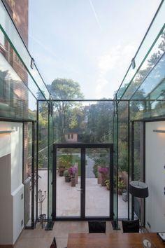 Duinweg Glass Extension by BBVH Architecten (6)