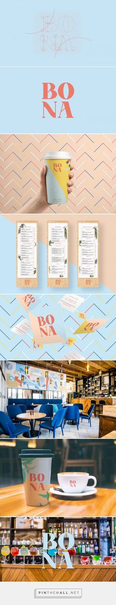 BONA BRAND on Behance by Hmmm Creative Studio