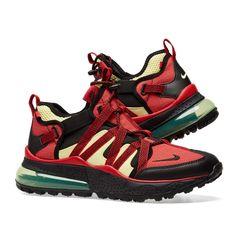 best loved 5bd55 1e9e0 Nike Air Max 270 Bowfin Black, University Red   Zitron Nikes Noir, Nike Air