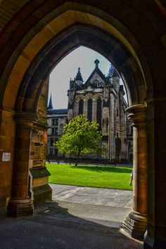 Glasgow University, Scotland, founded in 1451 and is the second oldest university in Scotland behind St Andrews and fourth oldest in the English speaking world behind Oxford and Cambridge.